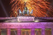 Праздничный Берлин привлекает туристов. // guardian.co.uk
