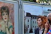 На улицах Москвы будут проводиться выставки. // itar-tass.com