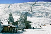 На курорте Сели - 20 сантиметров снега. // seli-ski.gr