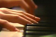 На Ярославском вокзале работает штатный пианист. // inhit.ru
