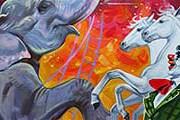 Цирковой фестиваль в Монте-Карло считается крупнейшим в мире. // montecarlofestival.mc