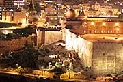 На улицах и площадях Старого города будет звучать музыка разных культур. // jerusalemshots.com