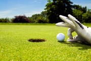 Ландшафт Кипра оптимален для гольфа. // iStockphoto