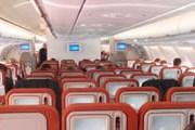 """В салоне Airbus A330 """"Аэрофлота"""" // Travel.ru"""
