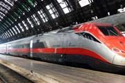 Высокоскоростной поезд Eurostar Italia // Travel.ru