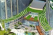 Отель Hyatt Regency Qingdao расположен на берегу моря. // hyatt.com