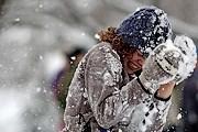 Власти посчитали игру в снежки опасной. // boosik.blog.ru