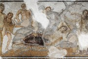 В музее - обширная коллекция древностей. // amth.gr