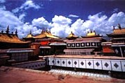 Дворец Потала построен в XVII веке. // tibet.ru