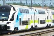 Поезд Westbahn // westbahn.at