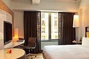 Отель предложит гостям широкий выбор номеров. // hotelchatter.com