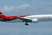 Рейсы будет выполнять Nordwind Airlines. // nordwindairlines.ru