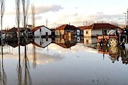 Многие населенные пункты затоплены. // ria.ru