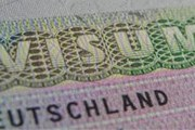 Немецкая виза - в числе самых востребованных. // dw.de