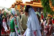 Во время экскурсии туристы побывают на белорусской свадьбе. // kraj.by