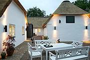 Старинные сельские гостиницы предлагают уют и роскошные обеды. // guardian.co.uk
