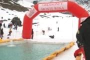 В Альпах будут прыгать через бассейн. // Travel.ru