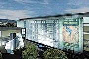 Площадь музея увеличится. // maga.gr