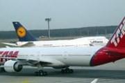 Самолет авиакомпании TAM // Travel.ru