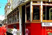 В Брно начнет курсировать трамвай-ресторан. // panoramio.com