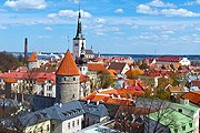 Таллин – самый доступный на майские праздники город. // onestep4ward.com