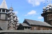 """Музей деревянного зодчества """"Кижи"""" // silver-ring.ru"""