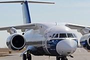 """Ан-148-100Е авиакомпании """"Полет"""" // polet.ru"""