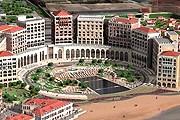 Отель состоит из 10 зданий. // Travel.ru