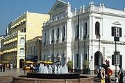 Колониальный центр Макао // wikimedia / Cypa