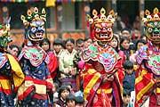 Бутан – экзотическое королевство. // onlyinbhutan.ru