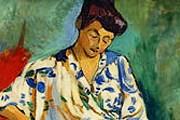 Портрет является ярким подтверждением интеллектуальной и творческой близости между двумя художниками. // lenta.ru