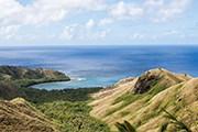 Гуам лежит в западной части Тихого океана. // Travel.ru
