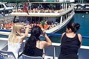 Прогулки по Цюрихскому озеру – популярное развлечение. // zuerich.com
