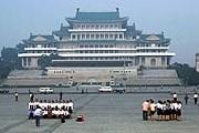 Северная Корея приоткрыла железный занавес лишь на месяц. // etoday.ru