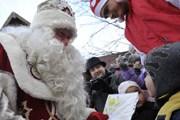 Также будет работать Почта Деда Мороза. // spb.itar-tass.com