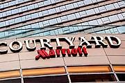Courtyard by Marriott Hong Kong Sha Tin – крупнейший отель бренда в Азии. // marriott.com