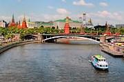 Столица готовится к запуску экскурсий по Москве-реке. // travel2moscow.com