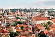 Туристы увидят самые интересные места Старого города. // vilnius-tourism.lt