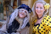 Баба-яга привлекает туристов. // kp.ru