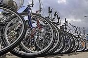 В центре Москвы появятся станции проката велосипедов. // interfax.ru