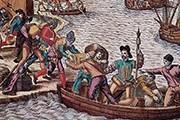 Туристы станут пиратами XVII века. // misfortune.com