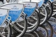 Станций проката и велосипедов стало больше. // gazeta.pl