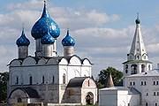 Суздаль – одно из возможных направлений майского отдыха. // photosuzdal.ru