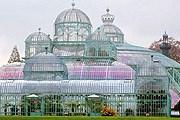 Оранжереи во дворце Лакен // visitbrussels.be