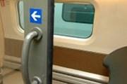 Курительное помещение в одном из финских поездов // vr.fi