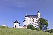 Польский замок Bobolice // google.com