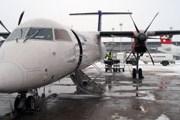 Самолет Bombardier Q400 // Travel.ru