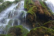 Водопад расположен на юго-западе Турции. // 500px.com