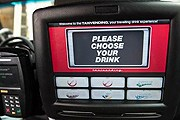 Купить баночку газировки можно прямо в такси. // today.com