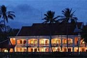 Отель Anantara Hoi An стоит на берегу реки. // anantara.com